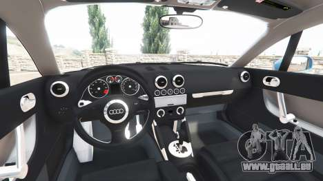 Audi TT (8N) 2004 v1.1 [add-on] pour GTA 5