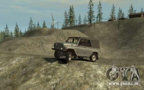 УАЗ 469 (Paul Black prod.) pour GTA 4