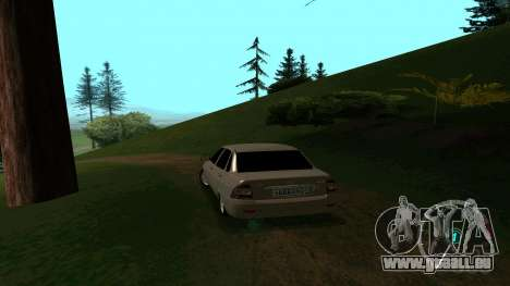 Forza Horizon 3 Speedometer pour GTA San Andreas