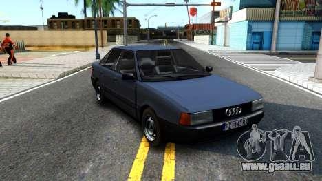 Audi 80 B3 für GTA San Andreas
