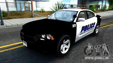 Dodge Charger Rittman Ohio Police 2013 pour GTA San Andreas