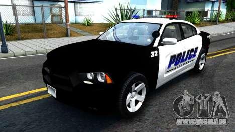 Dodge Charger Rittman Ohio Police 2013 für GTA San Andreas
