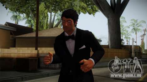 Dead Rising 3 - Nick in a Tuxedo für GTA San Andreas