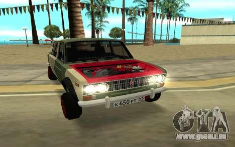 VAZ 2103 BATAILLE CLASSIQUE pour GTA San Andreas