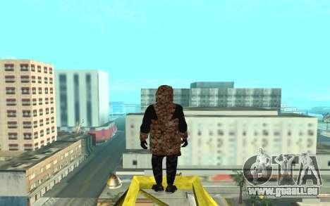 Grove Street Gang pour GTA San Andreas troisième écran