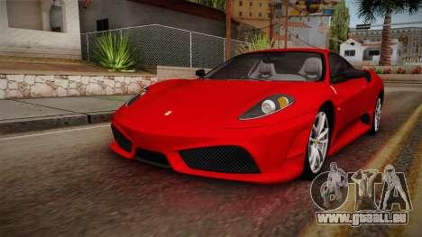 Ferrari F430 für GTA San Andreas rechten Ansicht