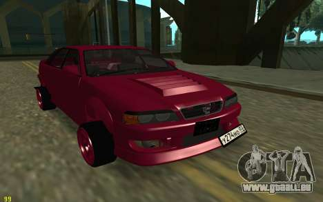 Toyota Chaser Sport pour GTA San Andreas