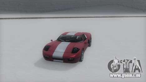 Bullet Winter IVF für GTA San Andreas