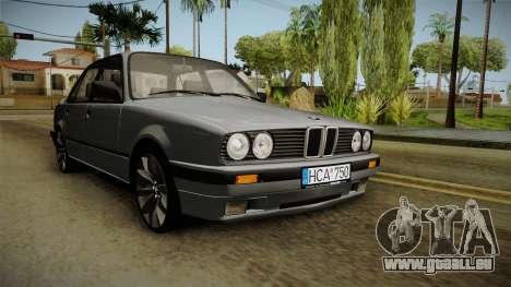 BMW M3 E30 Edit v1.0 pour GTA San Andreas vue de droite