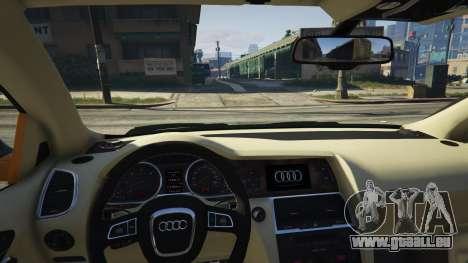 2009 Audi Q7 AS7 ABT pour GTA 5