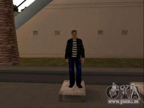 John Watson für GTA San Andreas