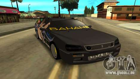 Nissan Stagea pour GTA San Andreas