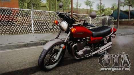 Kawasaki Z1 1975 v1.1 für GTA San Andreas