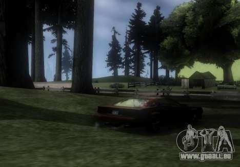 MMGE 3.0 pour GTA San Andreas sixième écran