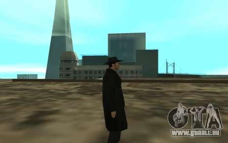 The BOSS für GTA San Andreas zweiten Screenshot
