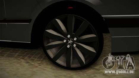 BMW M3 E30 Edit v1.0 pour GTA San Andreas vue arrière