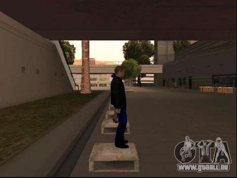 John Watson für GTA San Andreas dritten Screenshot