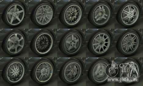GTA 5 Real Wheels Pack