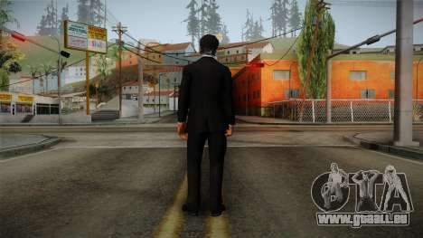 Dead Rising 3 - Nick in a Tuxedo für GTA San Andreas dritten Screenshot