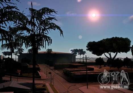 MMGE 3.0 pour GTA San Andreas deuxième écran