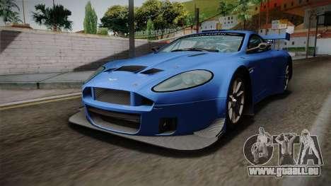 Aston Martin Racing DBRS9 GT3 2006 v1.0.6 pour GTA San Andreas vue de droite