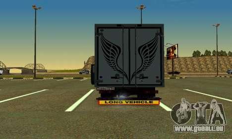 Gazelle Farmer v2 pour GTA San Andreas vue de droite