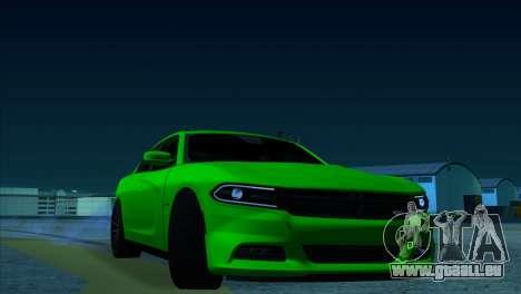 2016 Dodge Charger RT Forza Horizon 2 für GTA San Andreas