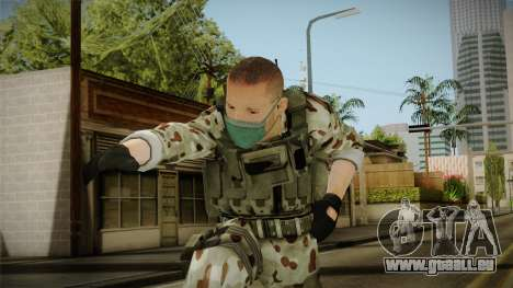 Resident Evil ORC Spec Ops v7 für GTA San Andreas