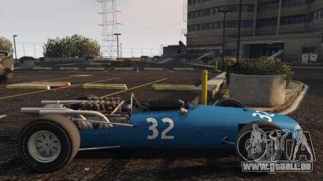 GTA 5 Cooper F12 1967 v2 linke Seitenansicht