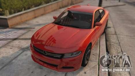 Dodge Charger Hellcat für GTA 5