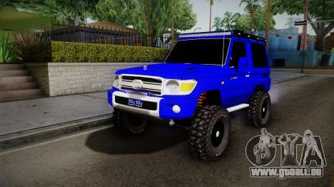 Toyota Macho 2015 Off Road für GTA San Andreas