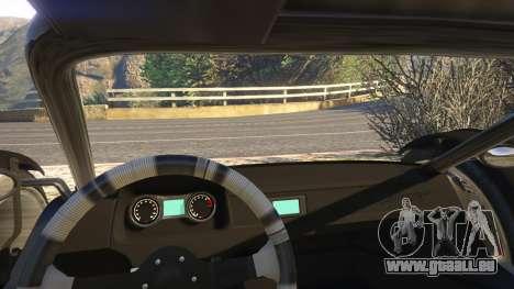 GTA 5 Raptor Car v2 rechte Seitenansicht