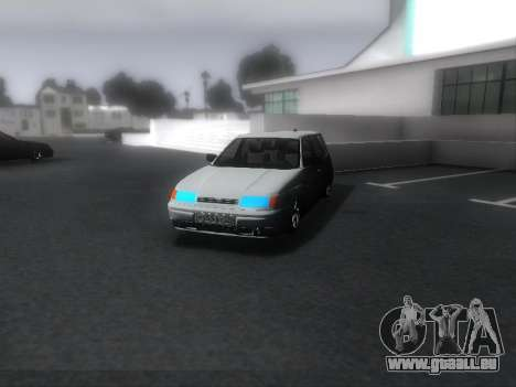 VAZ 2111 Audio pour GTA San Andreas