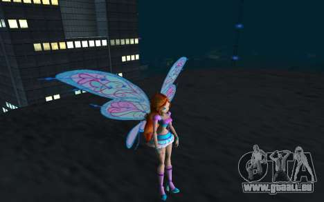 Bloom Believix from Winx Club Rockstars pour GTA San Andreas