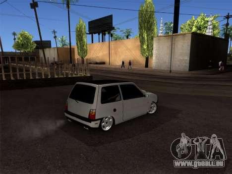 OKA - Dodge 2016 pour GTA San Andreas vue de droite