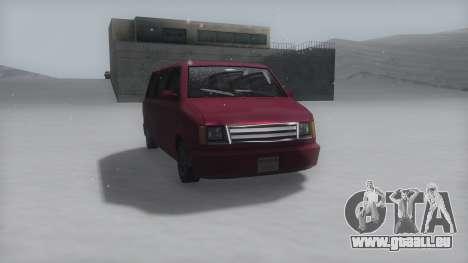 Moonbeam Winter IVF pour GTA San Andreas