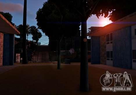 MMGE 3.0 pour GTA San Andreas quatrième écran