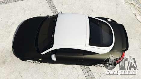 GTA 5 Audi TT (8N) 2004 v1.1 [replace] vue arrière