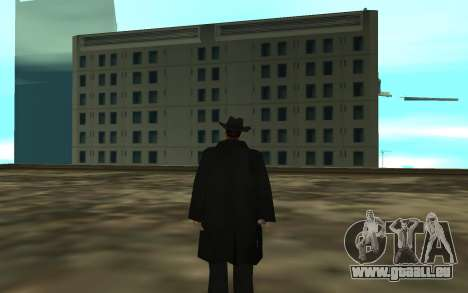 The BOSS für GTA San Andreas dritten Screenshot