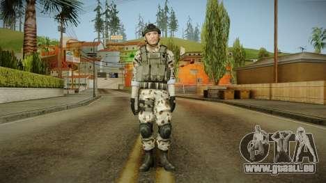 Resident Evil ORC Spec Ops v5 für GTA San Andreas zweiten Screenshot