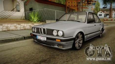 BMW M3 E30 Edit v1.0 pour GTA San Andreas