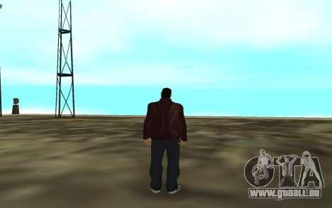 The Mafia für GTA San Andreas dritten Screenshot