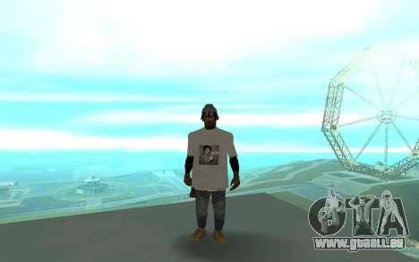 Grove Street Gang Member 2 pour GTA San Andreas