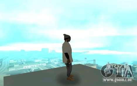 Grove Street Gang Member 2 für GTA San Andreas zweiten Screenshot