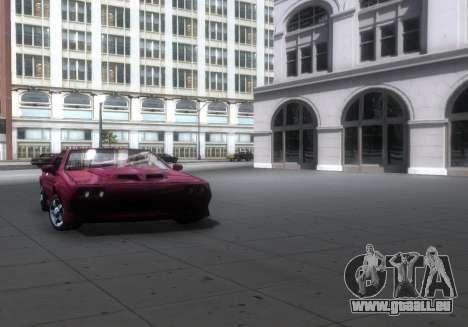 MMGE 3.0 pour GTA San Andreas troisième écran