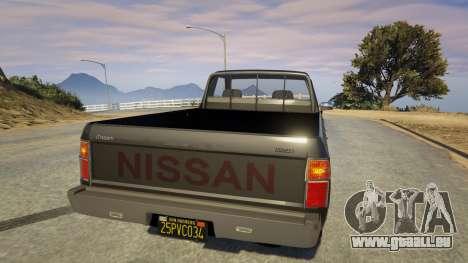 Nissan Datsun 1985 für GTA 5