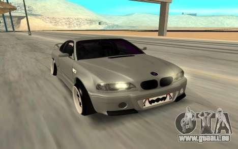Nissan Silvia S15 Face BMW 46 für GTA San Andreas