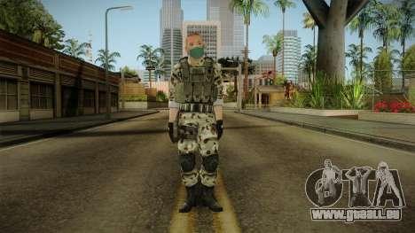 Resident Evil ORC Spec Ops v7 für GTA San Andreas zweiten Screenshot