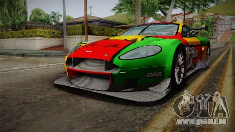 Aston Martin Racing DBR9 2005 v2.0.1 für GTA San Andreas