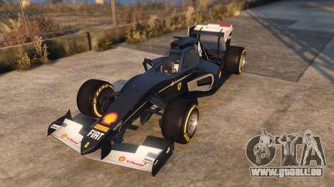 Ferrari FXi1 pour GTA 5